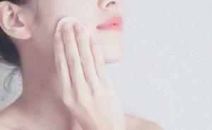 透明感を作る化粧品